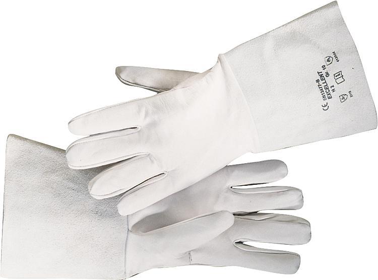 Schweißerhandschuh Nappaleder H2
