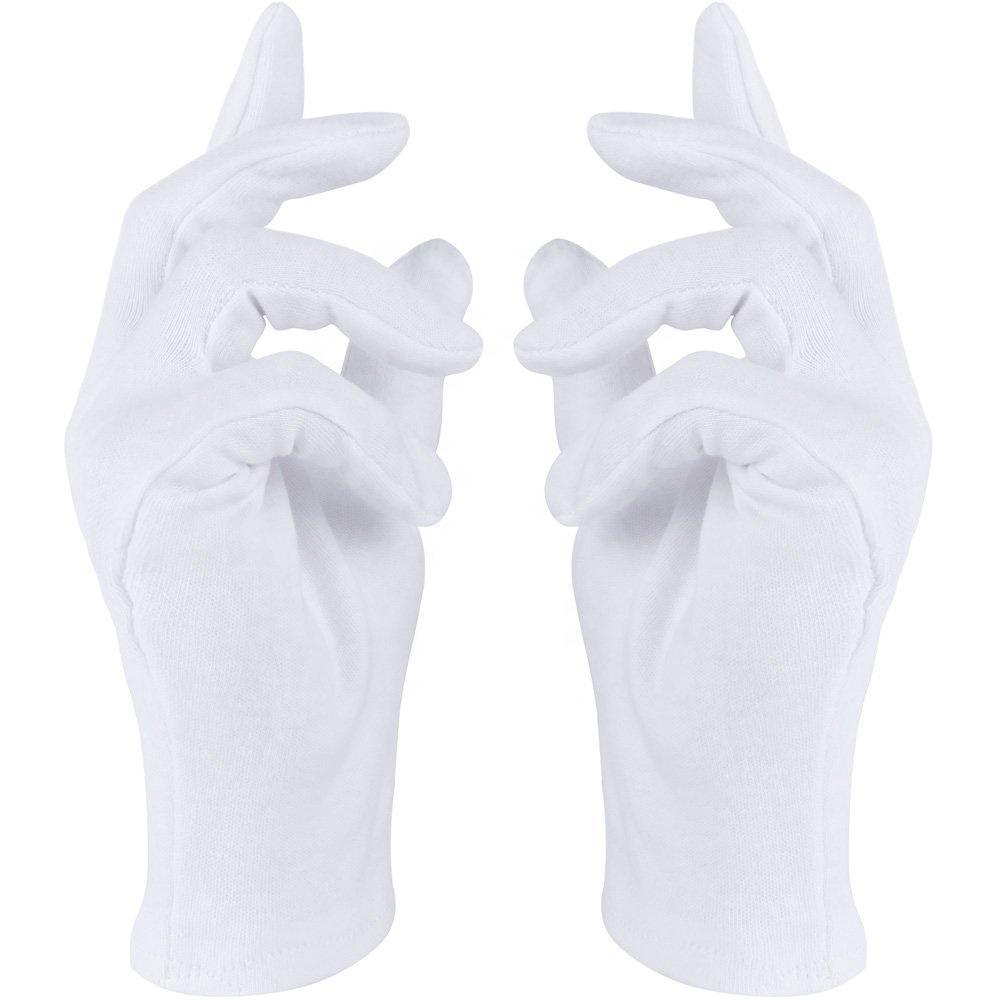 Uhrmacher Handschuhe 12er Pack
