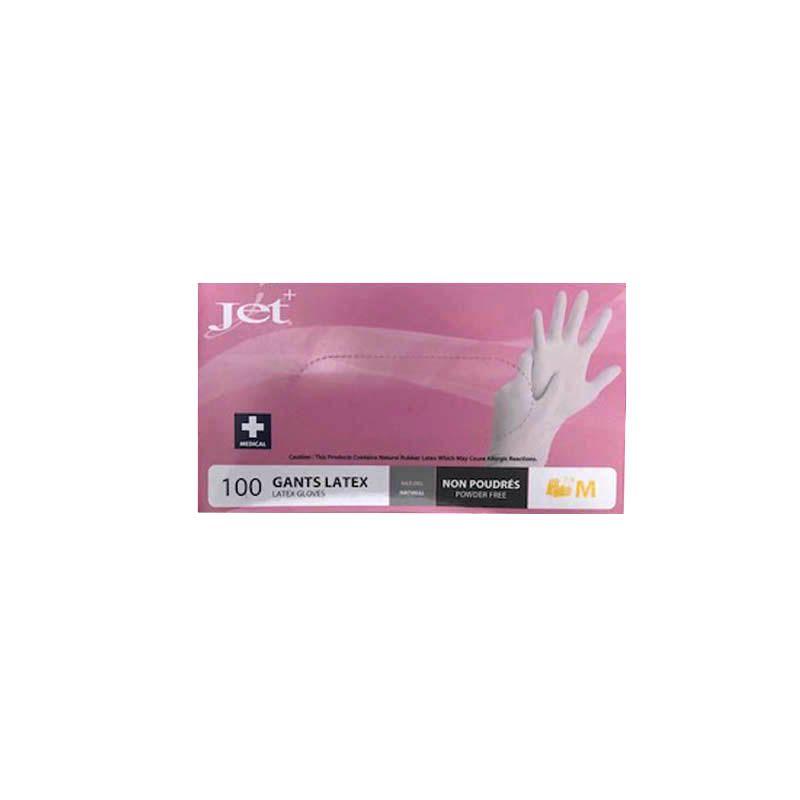 Gants Latex Gloves Jet