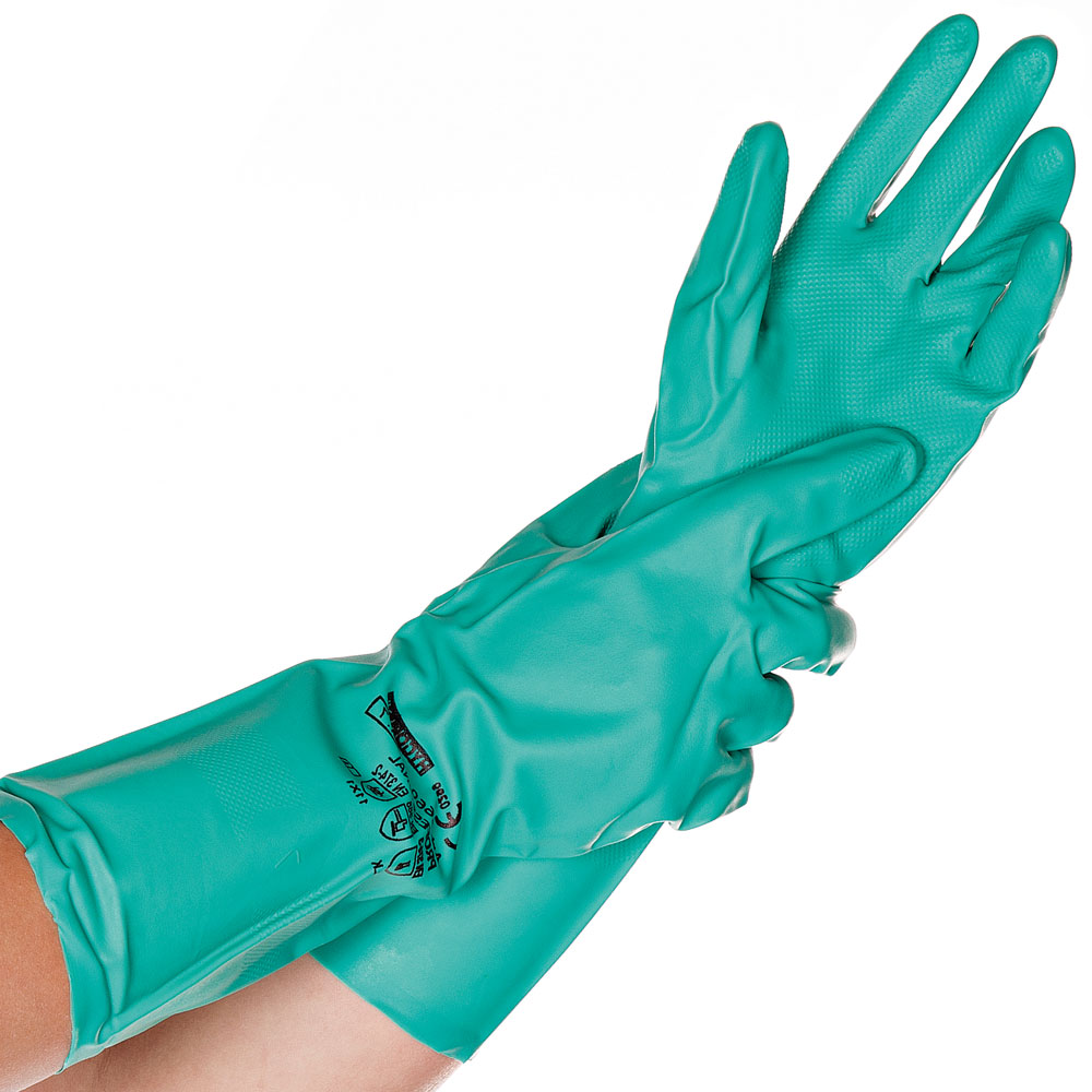 Chemikalienschutzhandschuhe Professionel Nitril
