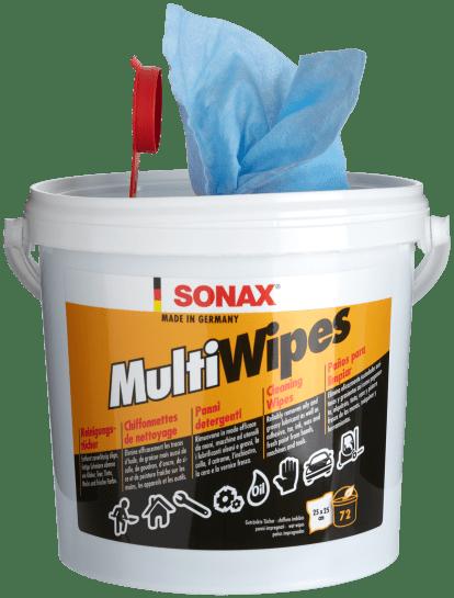 Sonax Universal Reinigungstücher MultiWipes 72 Stück